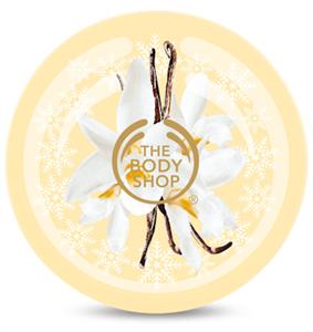 The Body Shop Vanilla Bliss Vaníliás Testvaj