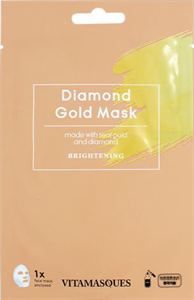 Vitamasques Diamond Gold Mask