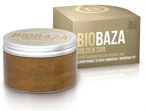 Biobaza Aranyló Szuperbarnító és Napozó Dzsem