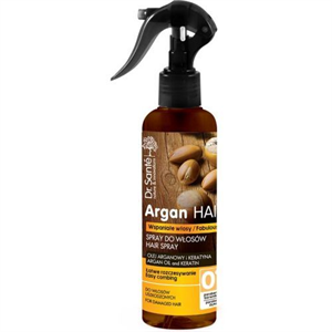 Dr. Santé Argán Spray Károsult Hajra