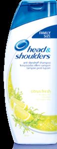 Head & Shoulders Citrus Fresh Sampon (régi)