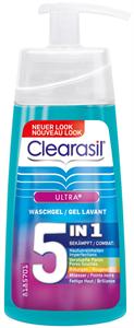 Clearasil Ultra 5 in1 Waschgel