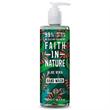 Faith In Nature Aloe Vera és Teafa Natúr Folyékony Szappan