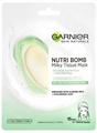 Garnier Skin Naturals Nutribomb Mandulás Textil Maszk