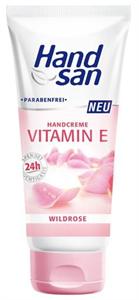 Handsan Vadrózsa Kézkrém E-Vitaminnal