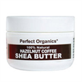 Perfect Organics Hazelnut Coffee Shea Butter