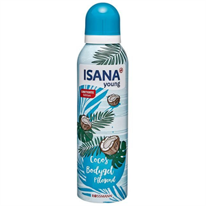 Isana Young Cocos Bodygel