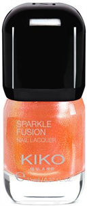 Kiko Sparkle Fusion Körömlakk