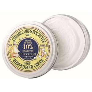 L'Occitane Honey Whipped Body Cream