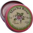 Mocha Rose Lip Balm With Vanilla