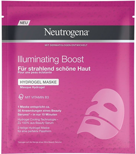 Neutrogena Illuminating Boost Hydrogel Maszk