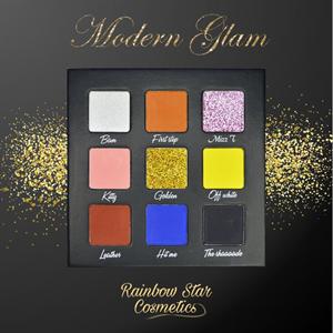 Rainbow Star Cosmetics Modern Glam Paletta