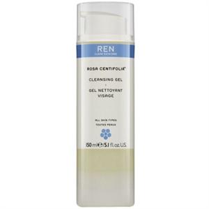 REN Clean Skincare Rosa Centifolia Cleansing Gel