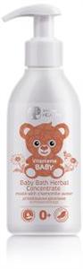 Siberian Wellness Vitamama Baby Kamillavizes Fürdőbalzsam