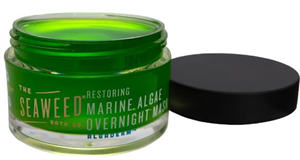The Seaweed Bath Co. Restoring Marine Algae Overnight Face Mask