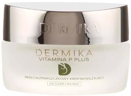 Dermika Vitamina P Plus Nappali és Éjszakai Ránctalanító..