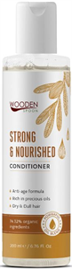Wooden Spoon Strong And Nourished Conditioner
