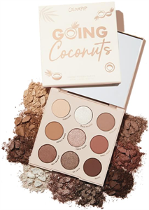 ColourpPop Going Coconuts Palette