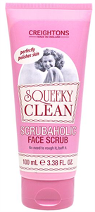 Creightons Squeeky Clean Scrubaholic Face Scrub