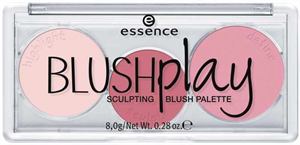 Essence Blush Play Pirosító Paletta