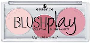 Essence Blush Play Pirosító Paletta