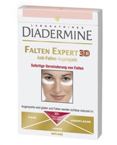 Falten Expert 3D Anti-Falten-Augenpads