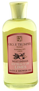 Geo. F. Trumper Lime Tusfürdő