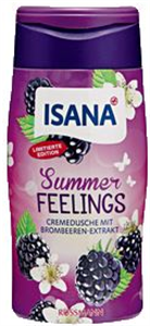 Isana Summer Feelings Tusfürdő