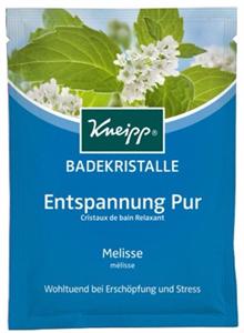 Kneipp Mézfű-Citromfű Fürdőkristály