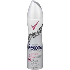 Rexona Crystal Pure Silver Dezodor