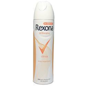 Rexona Women Citrus Deo Spray