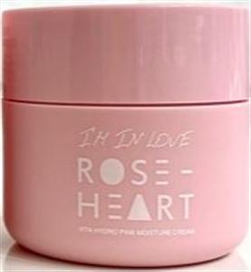 Rose Heart I'm In Love Moisture Cream, Vita Hydro Pink Moisture Cream