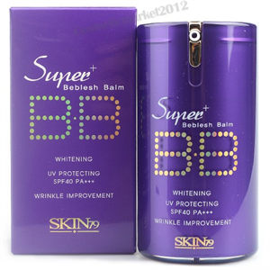 Skin79 Purple BB Super Plus Beblesh Balm BB SPF40