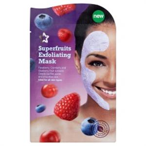 Superdrug Superfruits Exfoliating Mask