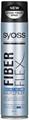 Syoss Fiber Flex Flexible Volume Hairspray Rugalmas Volumen Hajlakk