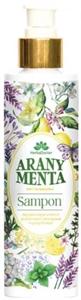 HerbaDoctor Arany Menta Sampon