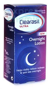 Clearasil Ultra Overnight Lotion