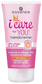 Essence Hi I Care For You! Kézkrém