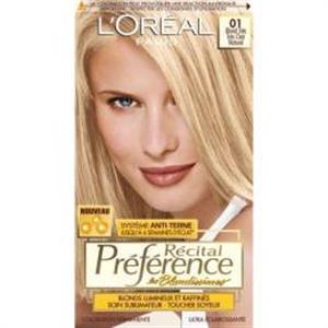 L'oréal Récital Préférence Hajfesték (régi)