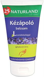 Naturland Kézápoló Balzsam Levendulaolajjal