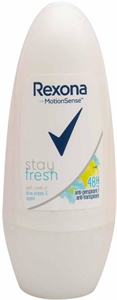 Rexona Stay Fresh Blue Poppy & Apple Golyós Deo
