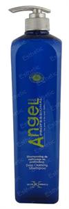 Angel Professional Mélytisztító Sampon Kék