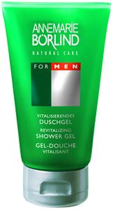 Annemarie Börlind For Men Revitalizing Shower Gel
