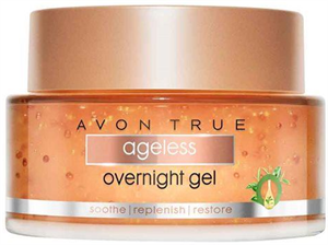Avon True Ageless Overnight Gel