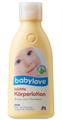 Babylove Leichte Körperlotion Testápoló
