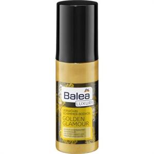 Balea Luxury Verwöhn Schimmer Body-Oil Golden Glamour