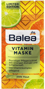 Balea Vitaminmaske