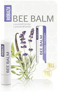 Biobaza Ajakbalzsam Aroma Therapy Levendula & Vanília