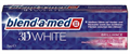 Blend-a-med 3D White Brilliance Fogkrém