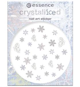 Essence Crystalliced Nail Art Sticker